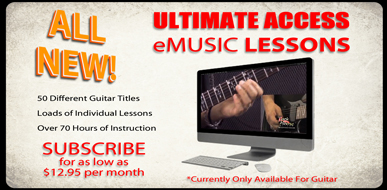 Ultimate Access E-Music Lessons