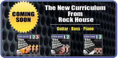 The New Curriculum from Rock House